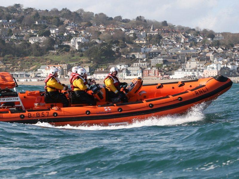 LR Lifeboat
